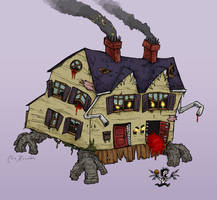 Halloween 13: Haunted House by Monster-Man-08