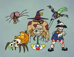 Halloween 14: Mishmash