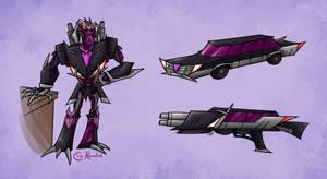 President Megatron by Monster-Man-08