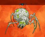 Halloween 15: Giant Spider