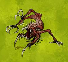 Halloween 15: Fallen Angel by Monster-Man-08