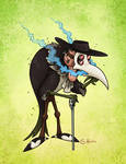 Halloween 16: Plague Doctor