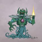 Sketchformers: Liege Maximo