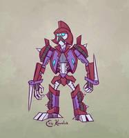Sketchformers: Alpha Trion by Monster-Man-08