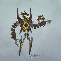 Sketchformers: Logos by Monster-Man-08