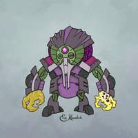 Sketchformers: Alchemist by Monster-Man-08
