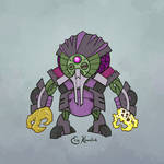 Sketchformers: Alchemist