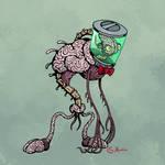 Halloween '17: Brain in a Jar