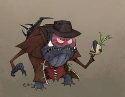 Halloween '18: Monster Hunter by Monster-Man-08