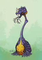 Rooty Vexillum by Monster-Man-08