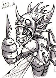 Sketchformers 18 - Injector by Monster-Man-08
