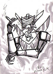 Sketchformers 20 - Exhaust by Monster-Man-08