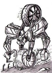 Sketchformers 28 - Demolishor