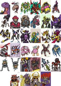 Sketchformers Colorize