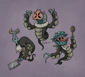 Halloween '19: Weird Sisters