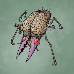 Halloween '19: Brain Bug