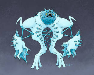 April Ghouls! Abominable Snowman