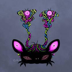 April Ghouls! Bioluminescent
