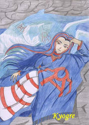 Kyogre by Angel-of-Thenis