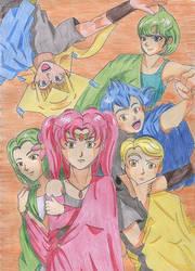 Kids - the legendary children by Angel-of-Thenis