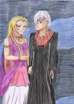 Cresselia and Darkrai