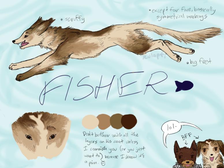 CC: Fisher by kulapti