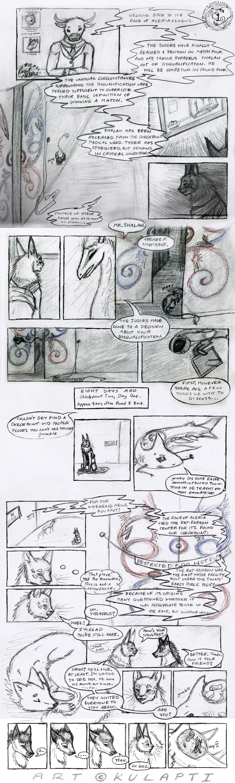 RoA: Thine Own Self pg1 by kulapti