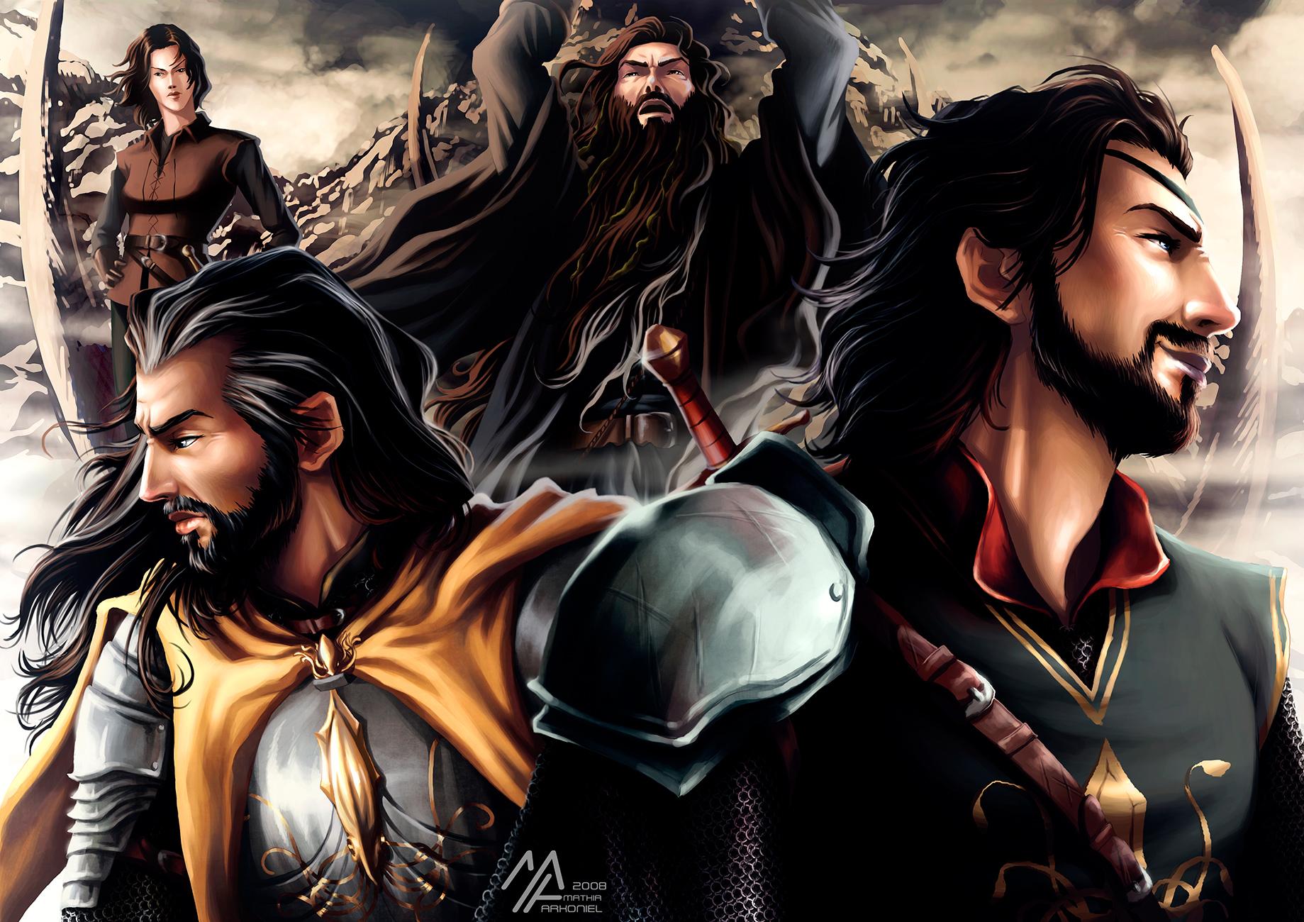asoiaf: Kingsmoot by MathiaArkoniel