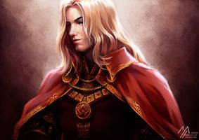 asoiaf: Aerion Targaryen by MathiaArkoniel