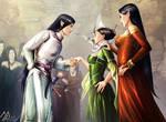 elantra: Cast in Peril Illustration