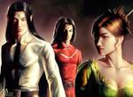 elantra: Kaylin, Nightshade, Evarrim