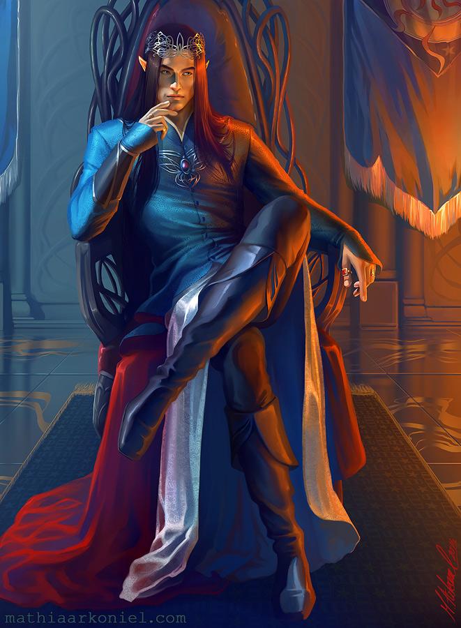 silmarillion: Fingolfin by MathiaArkoniel
