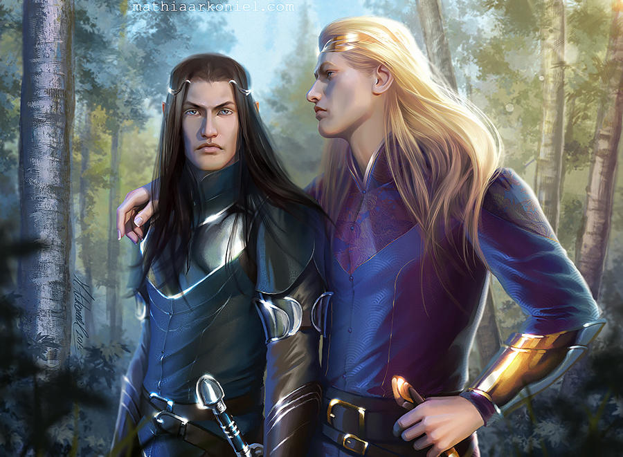 silmarillion: Curufin and Celegorm