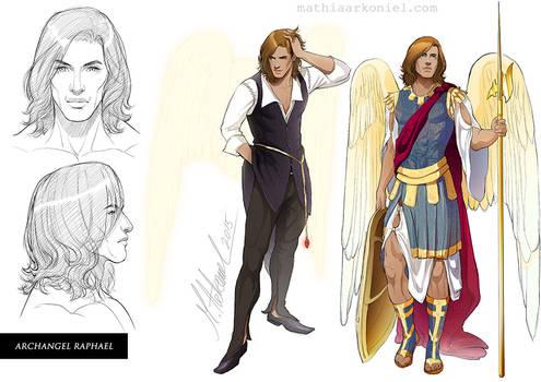 original: Archangel Raphael