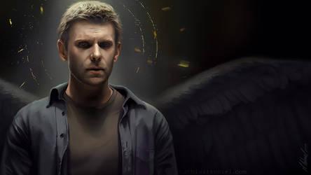 supernatural: Lucifer by MathiaArkoniel