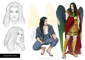 original: Archangel Uriel