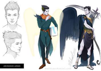 original: Archangel Azrael