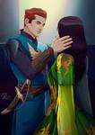 elantra: Severn and Kaylin