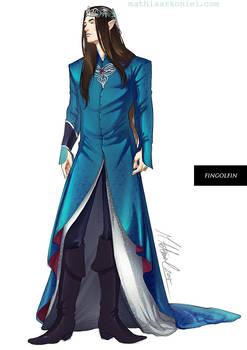 silmarillion: Fingolfin Concept