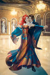 commission: Druid Vampire Cover 2
