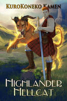 commission: Highlander Hellcat Book 1 cover by MathiaArkoniel