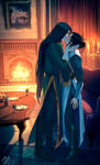 elantra: Lord Nightshade and Kaylin