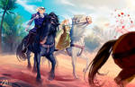 asoiaf: Darkstar and Myrcella