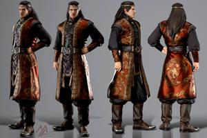elantra: Dragon Emperor, Dariandaros v.2.0