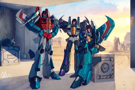transformers: IDW Seekers