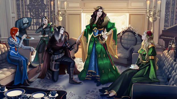 commission: Eutropia's Darlings