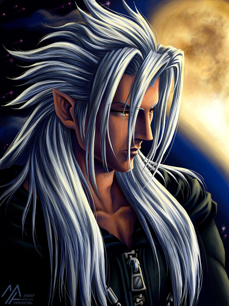 Rule the World {Xemnas X Reader - Oneshot} by SoloCrimson on