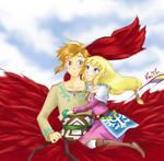 The legend of Zelda-Skyward sword