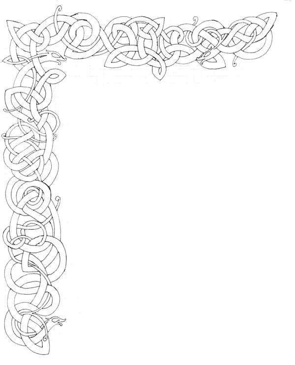 Viking knotwork designs viking knotwork by aranglinn