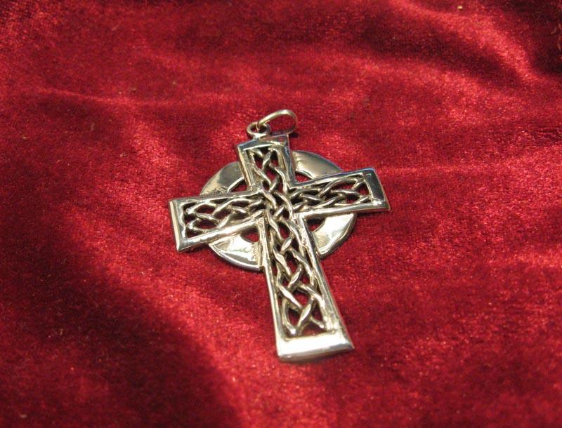 Celtic Cross by Aranglinn